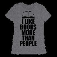 I Like To Party And By Party I Mean Read Books | T-Shirts, Tank Tops, Sweatshirts and Hoodies | HUMAN