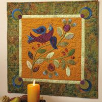 Princess - Free Wall Hanging Quilt Pattern