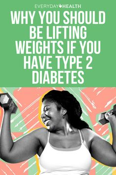 Weight training can help lower your blood sugar and potentially reduce your risk for health complications, among other health benefits. Here's how to get started.
