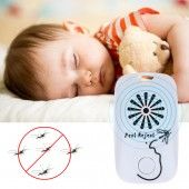 Ultrasonic Electronic Mosquito Repeller Baby Outdoor Pest Bug Mosquito Repellent Killer Powered by Cell Battery Integrated Pest Management, Pulling Weeds, Weeds In Lawn, Pest Solutions, Pest Control Services, Bug Control, Bugs And Insects, Gardening Supplies, Fleas