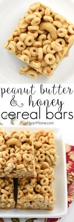 Peanut Butter & Hone