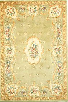 kas ruby fleur delis aubusson rugs rugs direct - Aubusson Rugs
