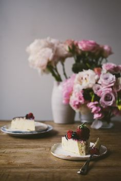 Anniversary-Summery-Berry-Japanese-cheesecake | le jus d
