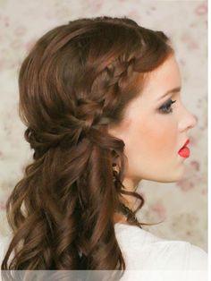 Hair - Tutoriel coiffure facile cheveux longs