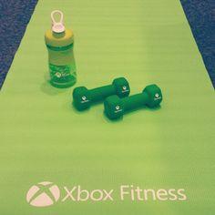 Así comenzamos nuestro día. ¿Tú ya estás cumpliendo tus metas con #XboxFitness? #Xbox #XboxOne #Fitness