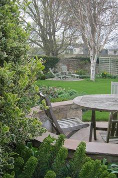 Sandstone patios by Joy Grey, Goose Green Design