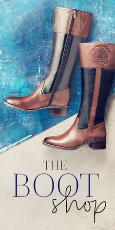 Shop fall boots & more (hello, cozy cashmere) at up to 70% off. Join Rue La La for free today.