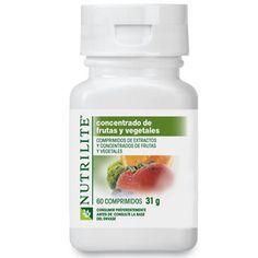 Concentrado de Frutas y Vegetales de NUTRILITE™ Nº RGS: 26-03040/B | Amway