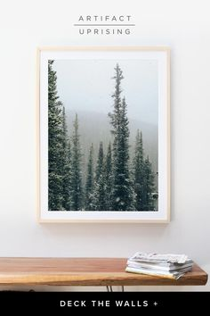 Deck the walls this holiday season and create @artifactuprsng photo gifts for everyone on your list. Our American-made Framed Prints are set apart for their archival prints and real hardwood finishes. Choose from an array of frame sizes and sophisticated mat cuts plus your choice of finish color. Best yet, they arrive ready to hang.