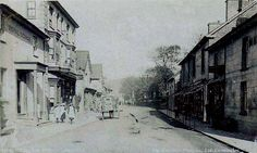 College Street, Lampeter 1900's Cymru, Make Me Smile, Good Times, Fathers, Wales, Britain, Steampunk, University, College
