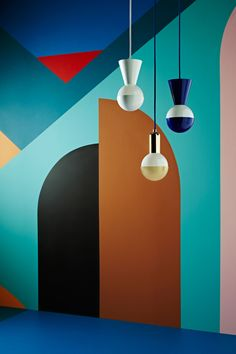 Exclusive Look at Dulux Colour Forecast 2016 | Yellowtrace - Retro Mix - Experimentation in colour combinations leads to acid brights clashing with faded, muddied colours such as browns and olive greens. The colours are happy and nonconformist, optimistic and energetic.