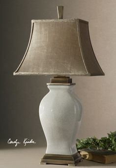 Beautiful lamp from Uttermost. I offer lamps from Uttermost at a wonderful price.