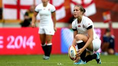 England World Cup winner Emily Scarratt wins Rugby Union Writers' Club Pat Marshall Memorial Award