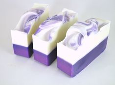 Lavender Soap  All Natural Cold Process Shea by PinkParchmentSoaps, $6.00