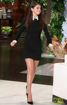 Selena Gomez the Ellen Degeneres Show October 13 2014