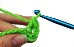 #9 How to Double Crochet Stitch: Beginner Crochet. My first try definitely did not even look like this.