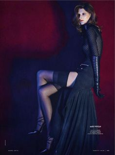 Obscure Object of Desire (Vanity Fair France)