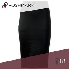 Apt. 9® Midi Scuba Pencil Skirt PRODUCT FEATURES  Unlined  FIT & SIZING  Pencil stylingMidi lengthElastic waistband  FABRIC & CARE  Polyester/spandexMachine wash Apt.9 Skirts Midi