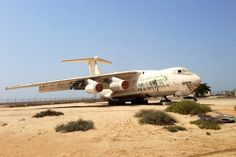 Shrouded in mystery: the Russian cargo plane abandoned in Umm Al Quwain