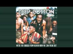 That song from that commercial ;)  Deep Cotton - Were Far Enough From Heaven Now We Can Freak Out (Clean Virgin)