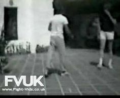 Bruce Lee footage and audio