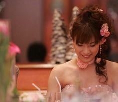 新郎新婦様からのメール 軽井沢石の教会へ : 一会 ウエディングの花