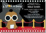 "This is the invitation for ""a star is born"" baby shower and you can customize it to fit your shower :)"