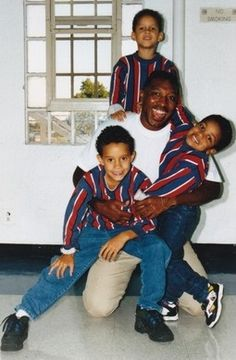 Michael Fitzgerald Wilson was sentenced to life without parole as a first-time nonviolent drug offender in 1994. Former President Bill Clinton commuted the sentence of the only white defendant involved in the case in 2001. Now 48, Wilson seldom sees his three sons, who are now in their mid-20s, because they live in Texas and he's imprisoned in California. He suffered a stroke in 2011 and his condition has improved very little.