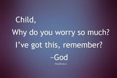 Worry less!