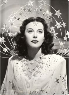 Hedy Lamarr, not only was she an actress, she was also an engineer and wi-fi pioneer