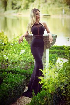 Long Evening Dresses #evening #prom #dress