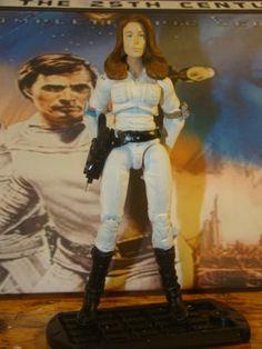 Buck Rogers in the 25th Century - HissTank.com custom Col. Wilma Deering figure