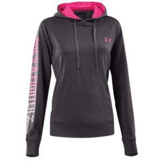 Under Armour Hoodie. She's A Fighter!! Jessie needs this!!!!!!!!!!