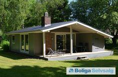 Østmarken 55, 6520 Toftlund - Nyrenoveret sommerhus i aktiv ferieby med skøn natur #toftlund #fritidshus #boligsalg #selvsalg