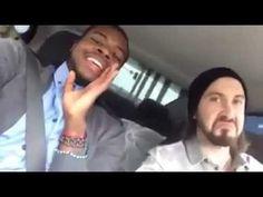 "Pentatonix - Avi & Kevin jamming to ""Cologne"""