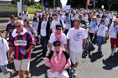 Parkinson's Unity Walk 2009