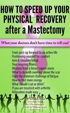 Speed up your mastectomy recovery with Newport Center post mastectomy recovery tips.