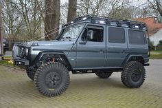 G Wagon 1