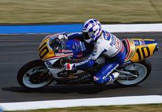 Racing Cafè: Photo #561 - Wayne Gardner 1990