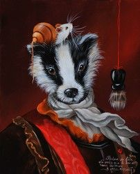 Animal society by Sylvia Karle Marquet - Beauty will save Caricatures, Art Fantaisiste, Animal Society, Alternative Art, Human Art, Costume, Whimsical Art, Pet Clothes, Print Pictures