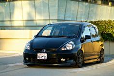 Honda fit. (2007-2008)