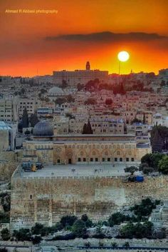 Beautiful  Jerusalem - Palestine