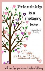 friendship_tree Vday card Valentine's Day Printables, Valentine's Day Quotes, Valentines Day, Friendship, Cards, Design, Decor, Valentine's Day Diy, Decoration