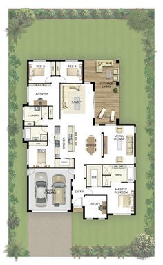 Coral Homes :: Marcoola Series features