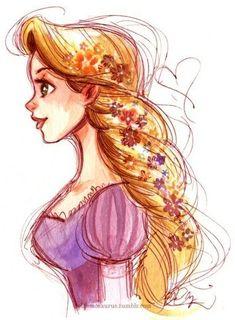 Immagine di rapunzel, tangled, and disney Disney Rapunzel, Disney Pixar, Heros Disney, Disney E Dreamworks, Film Disney, Disney Magic, Disney Movies, Disney Characters, Tangled Rapunzel