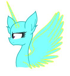 Alicorn base Free to use