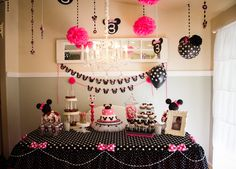 minnie mouse 3rd birthday | Minnie Mouse 3rd Birthday Party! | The Blessed Nest
