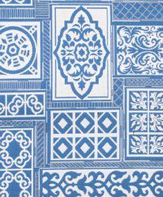 Morocco Porcelain