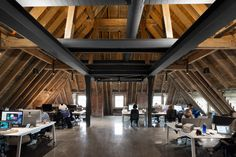 Lightspeed headquarters by ACDF Architecture