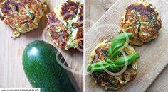 Leckere Low-Carb Zucchini-Puffer